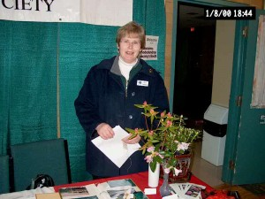 Chris Southwick Hort Show March 2002